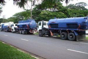 Transporte de efluentes em Taboão da Serra