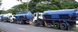 Empresa de Transporte de Efluentes em Osasco